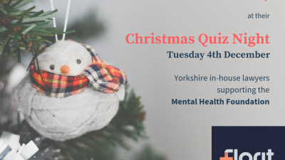 Yorkshire C&I Group's Christmas charity pub quiz to be held in Leeds on 4th December